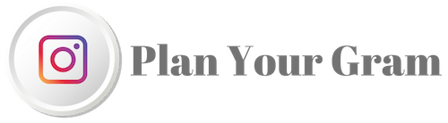 Plan Your Gram